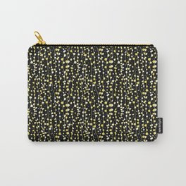 Rosarios metallic Carry-All Pouch