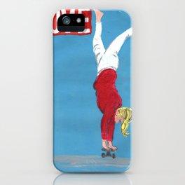 Patti McGEE iPhone Case