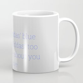 Fredas I'm In Love Coffee Mug
