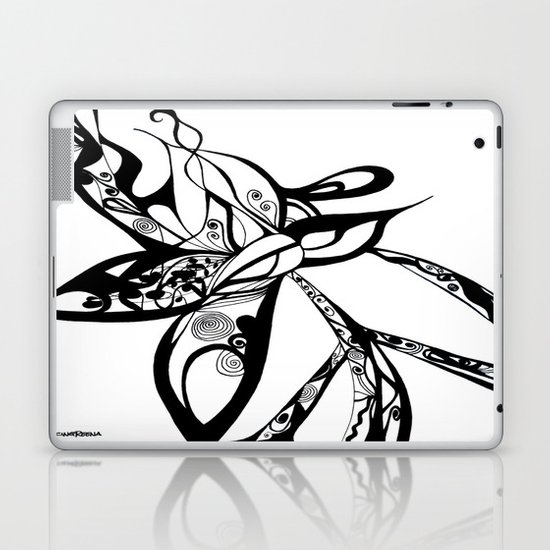 a journey for peace Laptop & iPad Skin