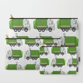 Garbage Truck Carry-All Pouch