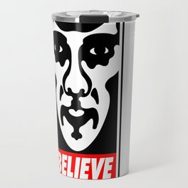 Believe - Sherlock Travel Mug
