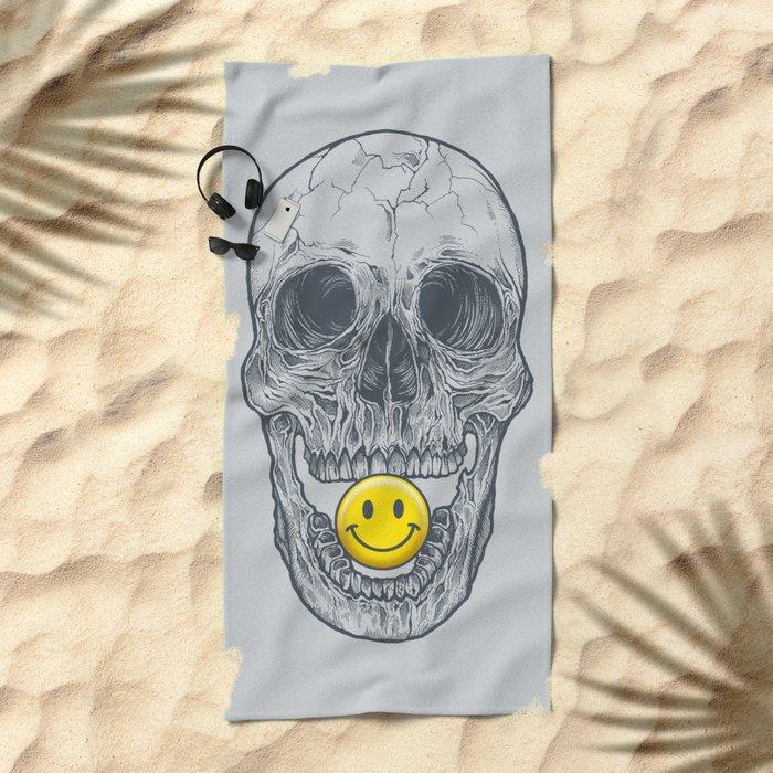 Have a Nice Day! Beach Towel