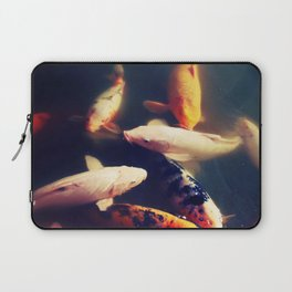 I'm a little yellow fish Laptop Sleeve