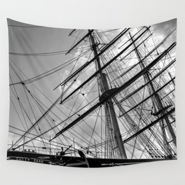 The Cutty Sark  Wall Tapestry