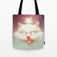 The Hell Kitty Tote Bag