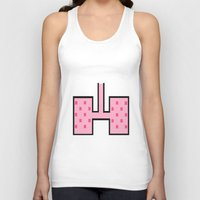 lungs Tank Tops featuring Lungs by Fool design
