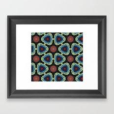 jimmies vs acorns Framed Art Print