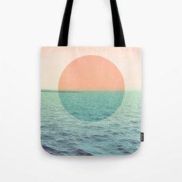 Because the ocean Tote Bag