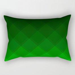 Avacado Tile Pattern Rectangular Pillow