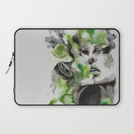 Kiss by carographic Laptop Sleeve