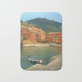 Calm Vernazza Bath Mat