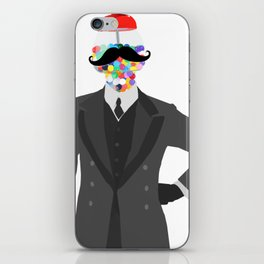 The Candy Dandy iPhone Skin