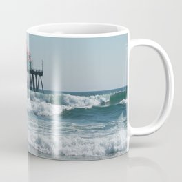 Huntington Beach Life Coffee Mug