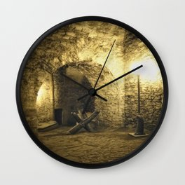 Point The Way Wall Clock