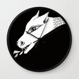 Dragon 2 Wall Clock