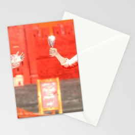 SquaRed: Give it to me Stationery Cards