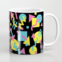 Party Pattern Coffee Mug