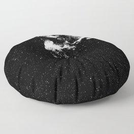 Midnight Moon Floor Pillow