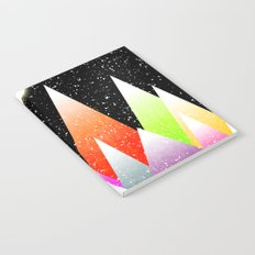 Snow Night Notebook