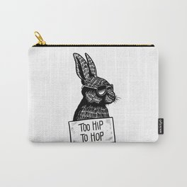 Too Hip To Hop Carry-All Pouch