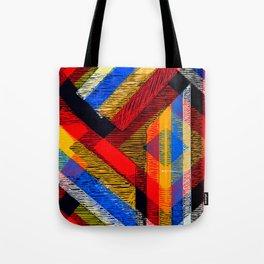 Tangled Maze Tote Bag
