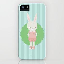 bunny iPhone Case