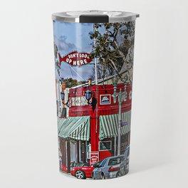 Crab Cooker Newport Travel Mug