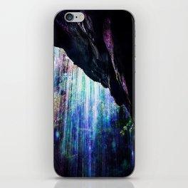 Enchanted Waterfall. iPhone Skin