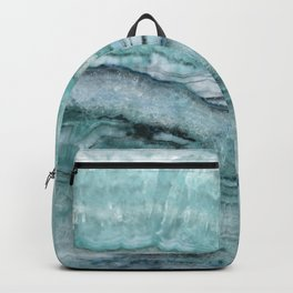 Mystic Stone Aqua Teal Backpack