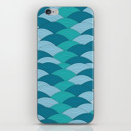 Wave 1 iPhone Skin