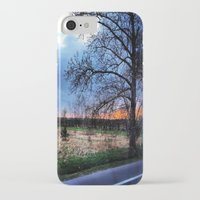 poland iPhone & iPod Cases featuring Bye Bye Poland by Camille Renee