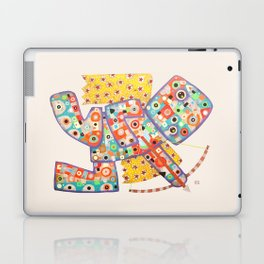Amor Laptop & iPad Skin