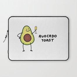 Avocado Toast Laptop Sleeve