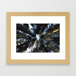 Changing perspectives Framed Art Print