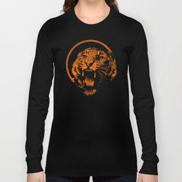 Vintage Tiger Long Sleeve T-shirt