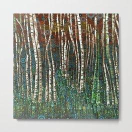 :: Wild in the Woods :: Metal Print