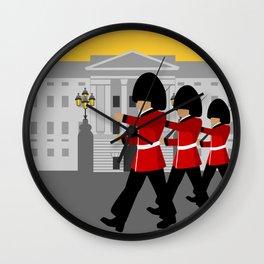 Buckingham Palace Wall Clock