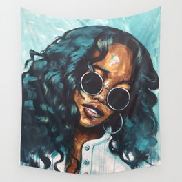 Naturally H.E.R. Wall Tapestry