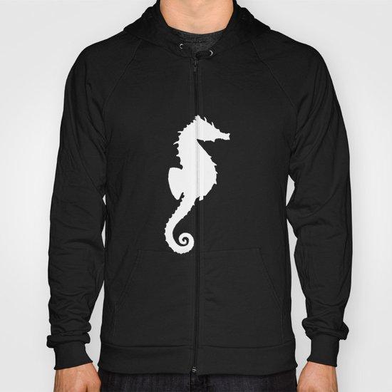 Seahorse teal Hoody