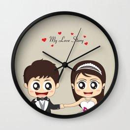 Hapi ~v1 Wall Clock