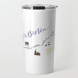 26.2 for Boston Travel Mug