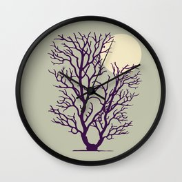 In My Tree Wall Clock