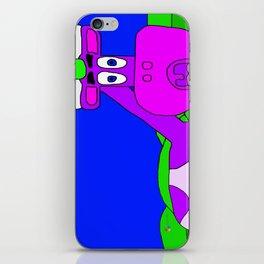Serprize Cow! iPhone Skin
