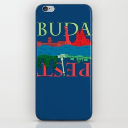 Buda Pest iPhone Skin