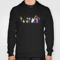 Adventure time characters Hoody