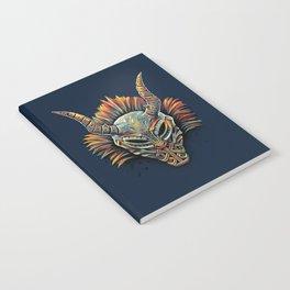 Killmonger Tribal Mask Notebook