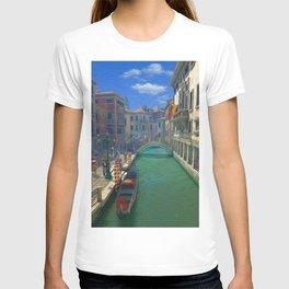 Venice Canal Ultra HD T-shirt