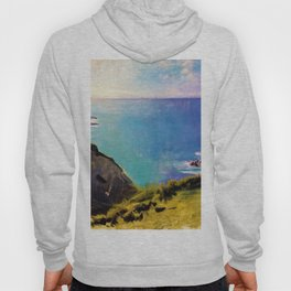 Cornish Headlands - Digital Remastered Edition Hoody