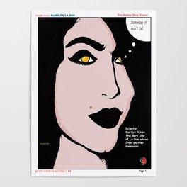 MARILYN CROWE Poster